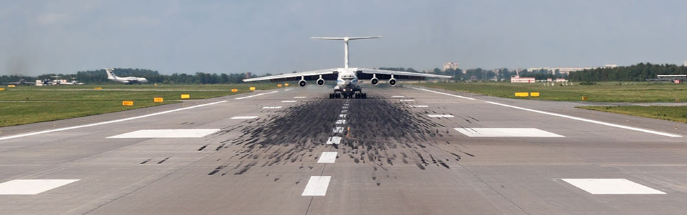Runway rubber removal and Apron grease & oil removal in Cyprus, the Middle East and Balkans